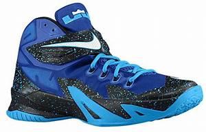Nike Zoom Soldier 8 Game Royal White Blue Hero | SportFits.com
