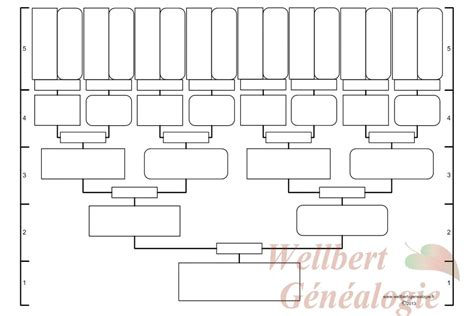 freeprintablefamilytreechart blank family tree