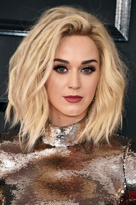 Katy Perry Just Chopped Off All Her Hair—see Her New Pixie