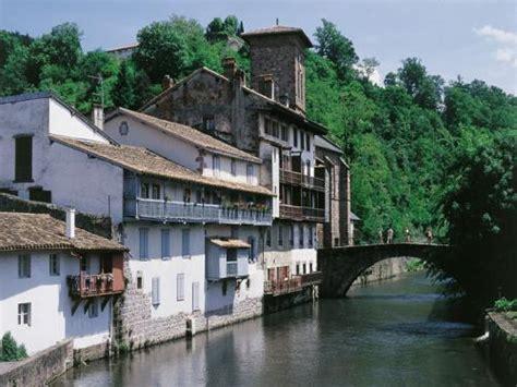 Carte Autour De Jean Pied De Port by Tourisme Autour De Jean Pied De Port Guide
