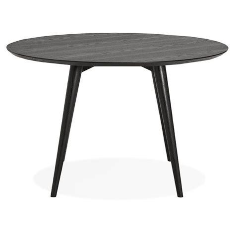 Le Runder Tisch by Runder Esstisch Design Sofia 216 120 Cm Schwarze Asche