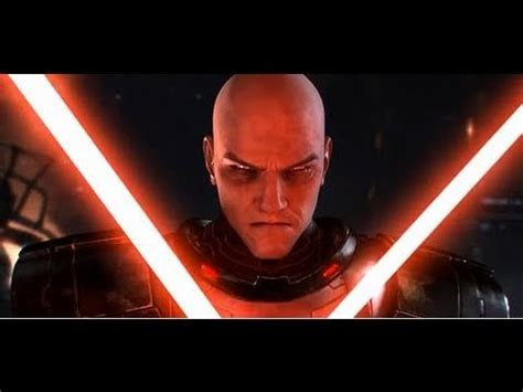 The dramatic opening of The Old Republic more than lives ...