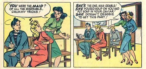 10 Long-forgotten Mid-century Girl Comics