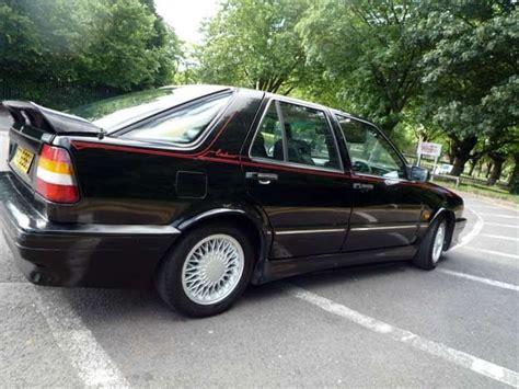 1989 Saab 9000 Carlsson Limited Edition