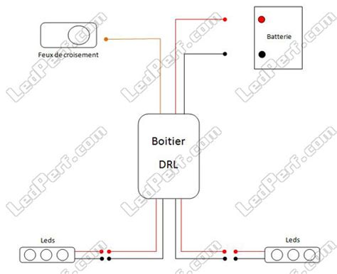 automatic switchbox  drl daytime running lights