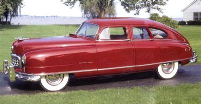 Introduction to the 1949, 1950, 1951 Nash Airflyte ...