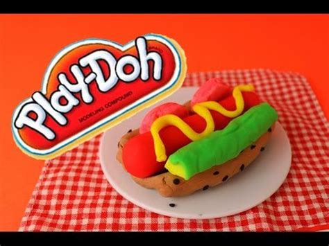 play doh cuisine play doh chicago style play doh fast food diy play