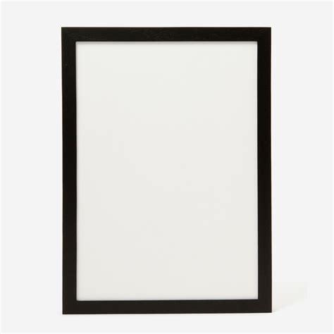 · rikiki grafik & produkt ·  Bilderrahmen Schwarz 21 × 30 cm