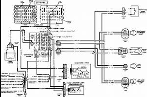 Wiring Diagram For 1992 Chevrolet Pickup