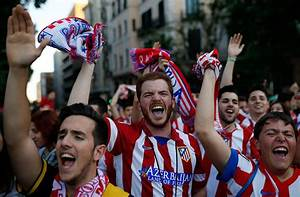 PHOTO GALLERY: Atletico Madrid win Spain La Liga title ...