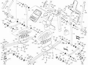 Nordictrack Ntel079102 Parts List And Diagram
