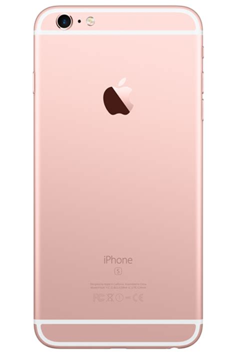 rosegold iphone iphone 6s plus 128gb gold contract phone deals go
