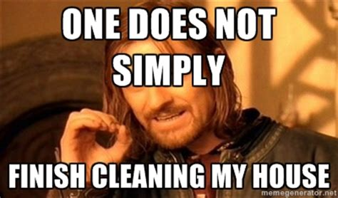 Clean House Meme - admin author at bond cleanings