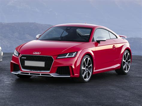 2018 Audi Tt Rs Deals, Prices, Incentives & Leases