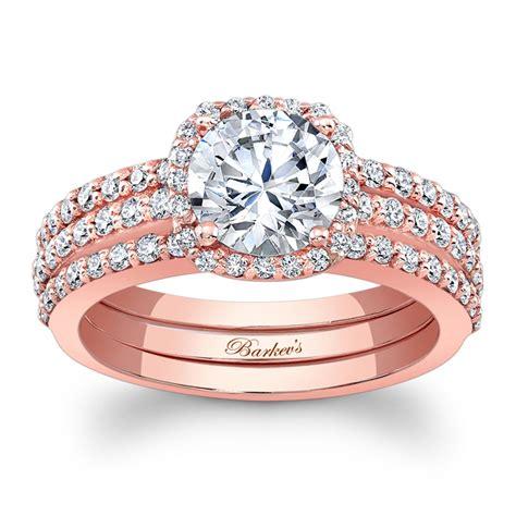 barkev s rose gold bridal 7955sp barkev s