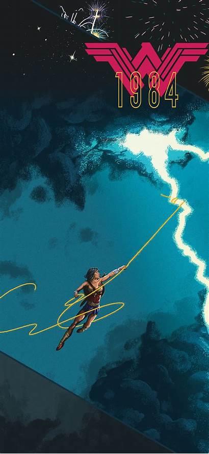 Wonder Woman 84 Artwork Wallpapers Background 4k