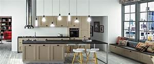 cuisine couleur taupe collection et meuble cuisine couleur With meuble cuisine couleur taupe