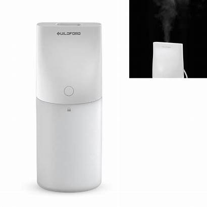 Air Desktop Silent Humidifier Night Purifier Diffuser
