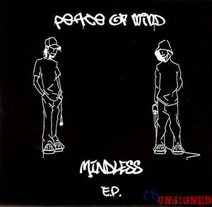P.O.M. (Peace Of Mind) - Mindless E.P. : Buy the CD from ...