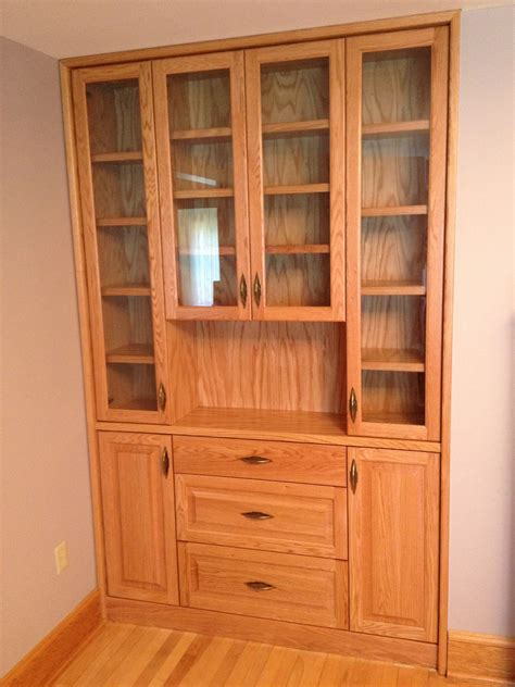 built in china cabinet grand design