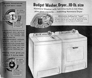 Fun Vintage Washing Machine Ephemera