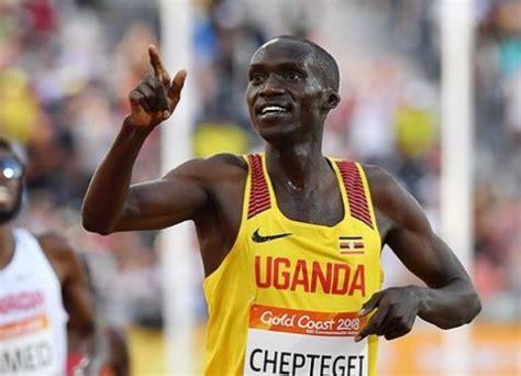 Cheptegei Crowned Best Athlete At 2018 Uaf Awards