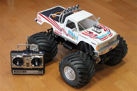 bigfoot  build page  rccrawler