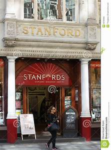 Stanfords Books And Maps Editorial Photography - Image ...