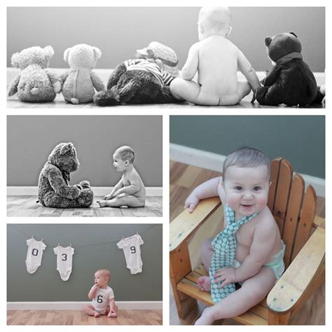 month baby picture ideas months tenphotography