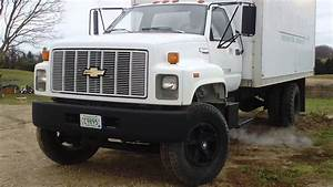 1993 Chevy Kodiak Box Truck