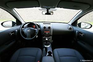 Interieur Nissan Qashqai : test nissan qashqai 1 6 visia look pure rijervaring ~ Medecine-chirurgie-esthetiques.com Avis de Voitures