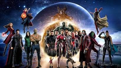 4k Avengers Marvel Wallpapers Infinity War Teahub