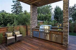 50, Enviable, Outdoor, Kitchens, For, Every, Yard
