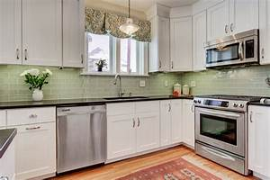 upper arlington modern retro kitchen transitional With kitchen cabinet trends 2018 combined with vintage style candle holders