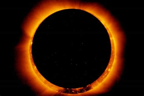 Solar eclipse explained: What is Ring of Fire, the types ...