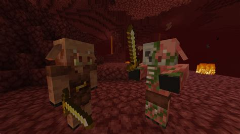 zombie pigmen minecraft those think replaced piglins completely removed were comments
