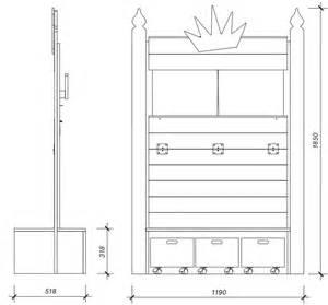 wohnideen selbst machen kasperletheater selber bauen puppentheater aus holz