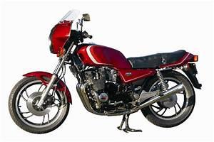 1984 -1986 Honda Cb700sc Nighthawk S