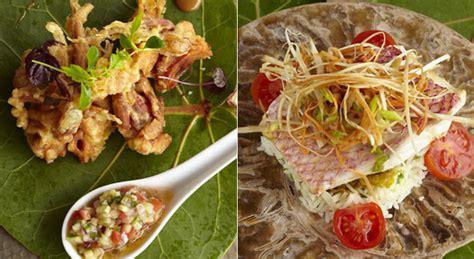 anguille cuisine fabulous finds friday viceroy anguilla tara guérard soirée