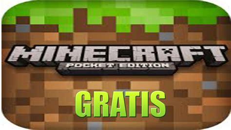 Minecraft Pocket Edition Gratis!