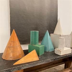 Geometric, Wooden, Forms, U2013, Objet, Vagabond