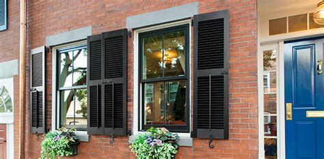 How to Install Shutters on a Brick House   This Old House