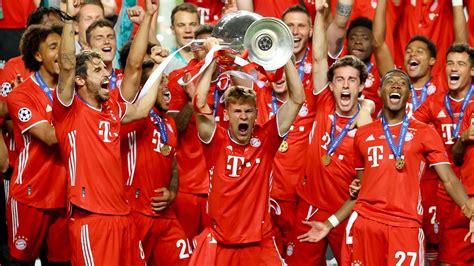 Последние твиты от uefa champions league (@championsleague). FC Bayern Munich UEFA Champions League 2020 Wallpapers - Wallpaper Cave