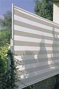 Senkrechtmarkise Für Balkon : seitenrollos und senkrechtmarkisen f r den balkon balkon sichtschutz ~ Frokenaadalensverden.com Haus und Dekorationen