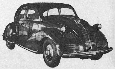 lincoln zephyr   lautomobile ancienne