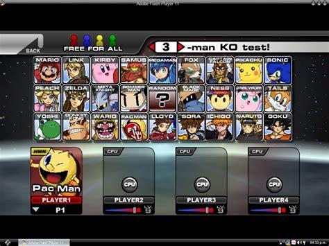 super smash flash 2 personajes extra descargar pc