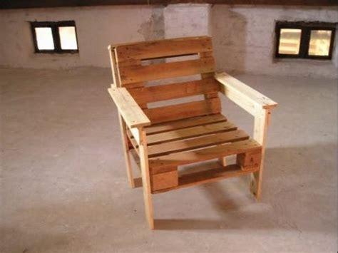 Stuhl Aus Europaletten by Sessel Selber Bauen Diy Sessel Bauen Sessel Stuhl Aus
