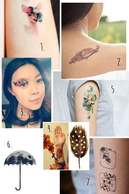 diy temporary tattoos future projects