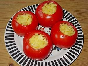 Pferdemist Für Tomaten : gef llte tomaten f r den grill von denchen ~ Watch28wear.com Haus und Dekorationen