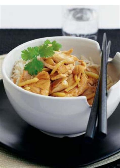 cuisine cantonaise recettes stir fried chicken with soy and garlic photo 1